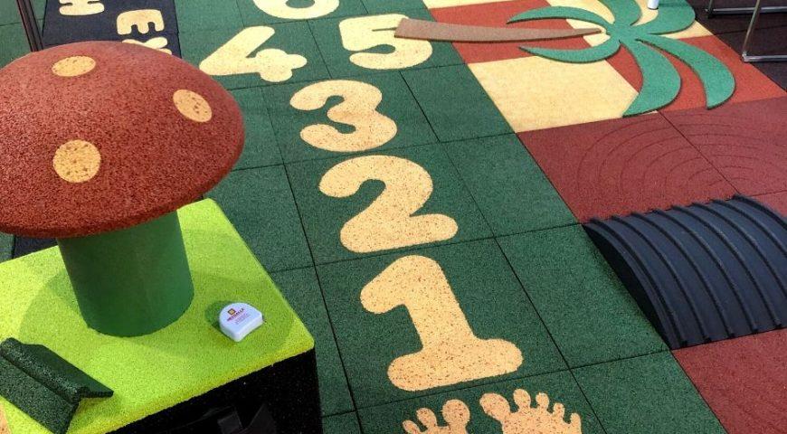 Playground Tiles Hexdalle®
